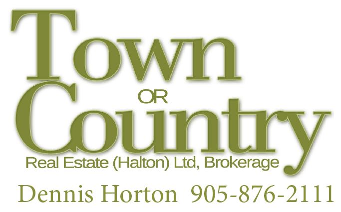 Dennis Horton - Broker of Record - Town or Country Real Estate (Halton) Ltd., Brokerage