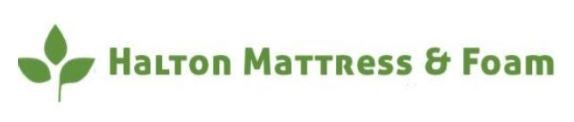 Halton Mattress & Foam